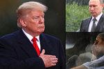 Je Trump z cukru? Za zrušení návštěvy hřbitova kvůli dešti sklízí kritiku a posměch