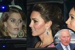 Nóbl kulatiny prince Charlese: Meghan s Kate se ověsily diamanty!
