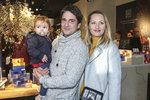 Rašilov se pochlubil roční dcerou: Okatá holčička je celá po tátovi!