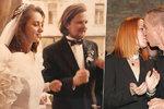 """Bartoš slaví 3 roky od svatby s """"kněžkou chaosu"""". Fiala seznámení s manželkou Janou"""