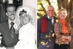 Vzali se osm měsíců od seznámení a dnes jsou spolu čtyřicet let.