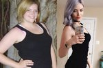 Máma tří dětí překonala závislost na jídle a zhubla o 45 kilo. Tohle jí pomohlo!