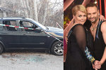 Tanečník ze StarDance Dědík o zapáleném autě: Pořád nemám peníze!