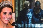 Krásné vévodkyně se rozešly: Meghan ukázala bříško, Kate vzácný šperk!