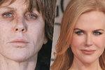 Z krásné Nicole Kidman jde v novém filmu strach! Udělali z ní stařenu!