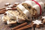 Vánoční štóla s kandovaným ovocem: Klasika pro váš sváteční stůl