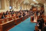 """Chaos u platů politiků v Senátu: Zeman dostane k podpisu """"přiškrcenou"""" verzi"""