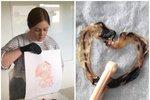 Mladá dívka si prodejem výrobků z placenty ročně vydělá až deset tisíc dolarů: Vyrábí obrazy i smoothie