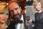 Slavní Češi s hollywoodskými kolegy: Geislerová se tulila k Voldemortovi, Krainová k Beckhamovi!