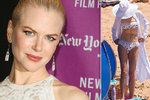 Nicole Kidman se po padesátce svlékla: Fanoušci vzali útokem obchody