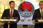 České potíže čínského giganta Huawei: Úřady zhodnotí rizika a hrozby, vzkázal Babiš