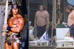 Špekinátor! Syn Arnolda Schwarzeneggera se nepotatil: Předvedl obří vanu