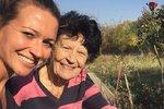 Eva Čerešňáková v slzách, její babička podlehla zákeřné nemoci