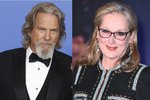 Jeff Bridges a Meryl Streep