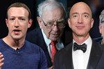 """Boháči bohatnou, chudáci tratí. Jmění 26 miliardářů odpovídá majetku 4 miliard """"normálních"""" lidí"""
