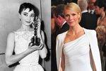 Nádherné, zvláštní, ale i ošklivé. Přesně na tyhle róby jsme každý rok zvědavé z velkého předávání Oscarů, které nás opět za pár týdnů čeká. Pojďme si zatím připomenout šaty, na které se nedá zapomenout už od roku 1954.