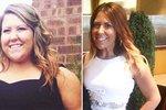 Dcera fitness trenérky vážila 130 kilo a bála se posilovny. Prozradila, co jí nakonec pomohlo!
