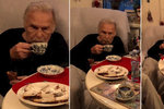 Poslední Vánoce Luďka Munzara (†85): Trnavský zveřejnil dojemné video