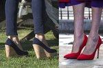 Boty patřící Kate a Meghan, jaké další jsou jejich oblíbené?
