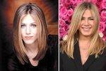 Tajemství Anistonové z Přátel: Kvůli roli Rachel musela shodit 14 kg!