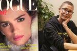 Modelka Urbanová z titulek Vogue spadla až na samé dno! Žebrá na ulici