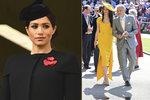 Meghan dopadne stejně jako princezna Diana (†36), varuje Clooney