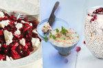Tyhle potraviny vás nabijí energií! Ukuchtěte z nich pomazánku, salát, hlavní jídlo i dezert!