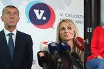 Babišovo blond eso pro eurovolby: Jako Češi umíme zatlačit a Evropa nás pak poslouchá