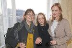 S vnučkou Miou (13) a dcerou Ester