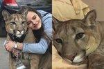 Mariya a Aleksandr Dmitriev sdílejí jeden byt s nebezpečnou kočkovitou šelmou.