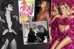 Všechno nejlepší ženy, přejí celebrity! Rolins s Hrubešovou se svlékly a Bílá se muchlovala!