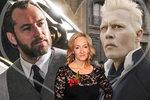 Autorka Harryho Pottera šokuje: Brumbál měl vášnivý milostný vztah s Grindelwaldem