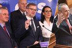 ODS vyhodila Klause ml. ze strany. Syn exprezidenta dobrovolně odejít odmítl