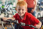 Jak vybrat správnou velikost dětského kola a kolik by mělo vážit?