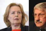 """Odejít ze SSSR šlo snáz než z EU, tvrdí europoslanec Payne. """"Voloviny,"""" setřela ho Vášáryová"""