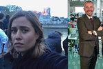 Kolegové hodili Emmu Smetanu přes palubu: Co řekli o jejím selfíčku s hořícím Notre-Dame?