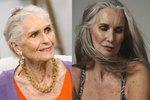 Které ženy se staly modelkami až v pozdním věku?