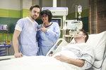 Nová posila v Modrém kódu: Skutečná porodní asistentka! Jak na porody vzpomínají hvězdy seriálu?