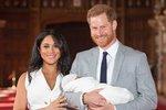 Plány Meghan a Harryho s Archiem jsou k ničemu: Už teď prohráli, tvrdí experti