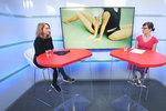 Ženy spotřebují 200 vložek ročně. Češka s menstruačními kalhotkami slibuje změnu