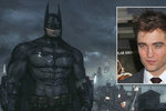Nový Batman odhalen: Zahraje si ho Robert Pattinson