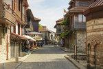V Nessebaru na vás dýchne historická atmosféra
