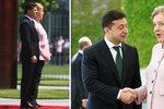 Co se stalo roztřesené Merkelové? Parkinson, infekce či bizarní teorie o záchvatu kancléřky