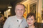 Martin Finger s Alenou Mihulovou