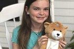 Ella vymyslela veselé obaly na infuze: Chci pomoct jiným dětem, aby zvládaly léčbu.