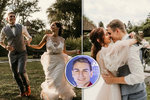 Gránský z Modrého kódu se podělil o detaily ze své pohádkové svatby!
