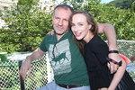 Martin Finger s Elizavetou Maximovou