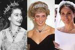 Které korunky jsou v královské rodině už po staletí?
