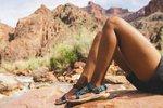 Sportovní sandálky si zamilujete.