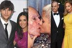 Rozvodem k bohatství! Partneři celebrit, ze kterých jsou pracháči díky krachu vztahu